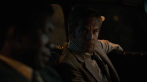Kiss Tomorrow Goodbye- Roland shows Wayne the file on Ted LaGrange- HBO, True Detective