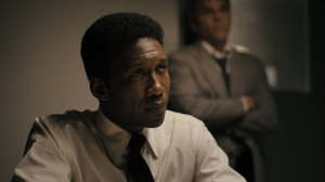 Kiss Tomorrow Goodbye- Wayne tells Woodard about his time as a soldier- HBO, True Detective