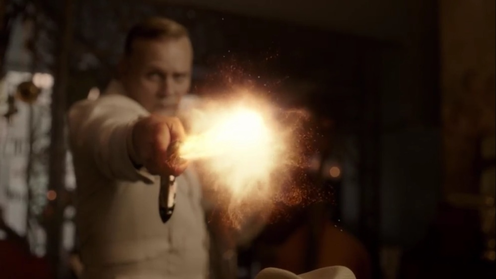 meMento- Andreas Von Strucker and his flaming sword- The Gifted, Fox, X-Men