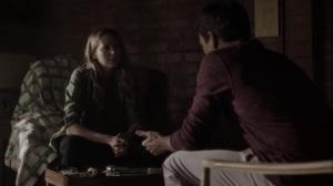 meMento- Caitlin and Reed talk about Lauren's recent violent tendencies- The Gifted, Fox, X-Men