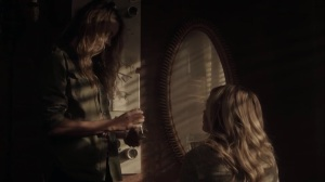 meMento- Caitlin checks on Lauren as she practices improving her powers- The Gifted, Fox, X-Men