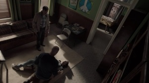 meMento- Jace finds that Ted has shot and killed one of the mutant children- The Gifted, Fox, X-Men