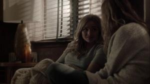 meMento- Lauren tells Caitlin that she's fine- The Gifted, Fox, X-Men