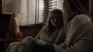 meMento- Lauren tells Caitlin that she's fine- The Gifted, Fox, X-Men