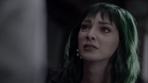 meMento- Lorna pleads with Marcos to help her- The Gifted, Fox, X-Men