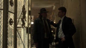 Penguin, Our Hero- Harvey wants Jim to share the load- Fox, Gotham, DC