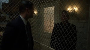Penguin, Our Hero- Jim asks Penguin what happens to the families upstairs- Fox, Gotham, DC