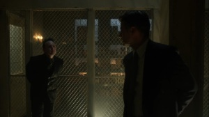 Penguin, Our Hero- Penguin tells Jim that he saves people- Fox, Gotham, DC