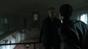 Ruin- Alfred rescues Bruce- Fox, Gotham