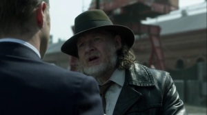 Ruin- Harvey tells Jim to pull himself together- Fox, Gotham
