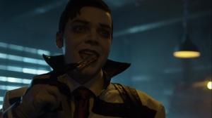 Ruin- Jeremiah licks a blade- Fox, Gotham