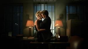 Ruin- Jim and Barbara kiss- Fox, Gotham
