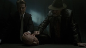 Ruin- Jim and Harvey interrogate Zsasz- Fox, Gotham