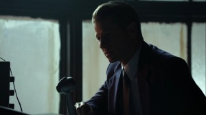 Ruin- Jim discusses the explosion fallout- Fox, Gotham