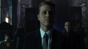 Ruin- Jim tells the public that Zsasz didn't blow up Haven- Fox, Gotham
