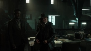 Ruin- Lucius and Harvey speak with Jim- Fox, Gotham
