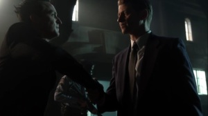 Ruin- Penguin and Jim agree to work together- Fox, Gotham