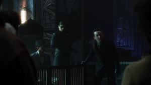 Ruin- Penguin holds a trial for Zsasz- Fox, Gotham