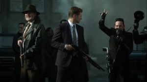 Ruin- Penguin's crew and GCPD search for the Haven bomber- Fox, Gotham