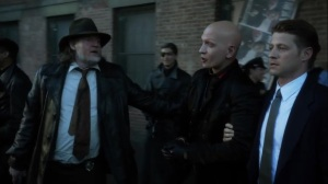 Ruin- Zsasz arrested by GCPD- Fox, Gotham