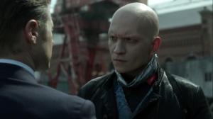 Ruin- Zsasz parts ways with Jim and Harvey- Fox, Gotham