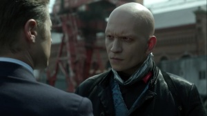 Ruin- Zsasz parts ways with Jim and Harvey- Fox, Gotham