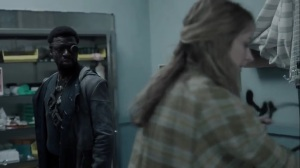 teMpted- Erg and Caitlin at the clinic- Fox, X-Men, The Gifted