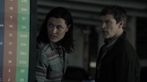 Tempted- John and Reed at the transit station- Fox, X-Men, The Gifted