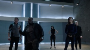 teMpted- Max, Tico, and Heather train while Andy and Lorna watch- Fox, X-Men, The Gifted