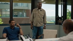 The Big Never- 2015 Wayne gets a CT scan at the doctor's office- HBO, True Detective