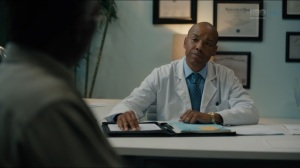 The Big Never- Doctor concerned with Wayne's health- HBO, True Detective