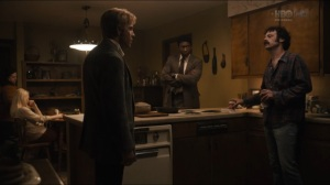 The Big Never- Roland and Wayne speak with Tom and Lucy- HBO, True Detective