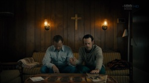 The Big Never- Roland prays with Tom- HBO, True Detective