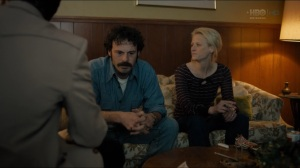 The Big Never- Tom and Lucy tell Wayne and Roland about the album- HBO, True Detective