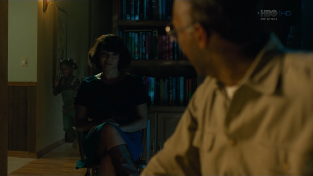 The Big Never- Vision of Amelia appears to Wayne in 2015- HBO, True Detective