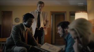 The Big Never- Wayne and Roland ask Tom where one of the photos in the album is from- HBO, True Detective
