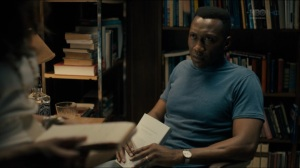 The Big Never- Wayne wants Amelia to stop mentioning his name in her book- HBO, True Detective