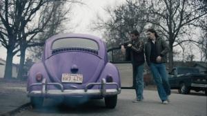 The Great War and Modern Memory- Picking up friends in a Purple Volkswagen- HBO, True Detective