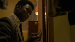 The Great War and Modern Memory- Wayne examines Will Purcell's closet- HBO, True Detective