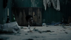 The Great War and Modern Memory- Wayne explores the tower- HBO, True Detective