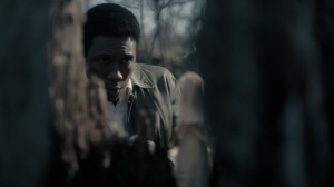 The Great War and Modern Memory- Wayne finds a straw figurine- HBO, True Detective