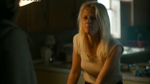 The Hour and the Day- Lucy Purcell yells at Amelia- HBO, True Detective