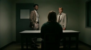 The Hour and the Day- Roland and Wayne speak with Freddy Burns- HBO, True Detective