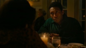 The Hour and the Day- Wayne tells Amelia about finding Will Purcell in the woods- HBO, True Detective