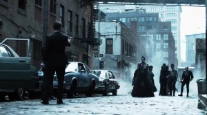Trespassers- Another gang arrives for Jim's head- Fox, Gotham, DC