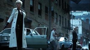 Trespassers- Barbara arrives to help Jim and Harvey- Fox, Gotham, DC