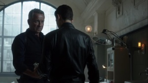 Trespassers- Bruce shows Alfred the seed that will help Selina- Fox, Gotham, DC