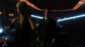 Trespassers- Jim goes to Barbara for help- Fox, Gotham, DC
