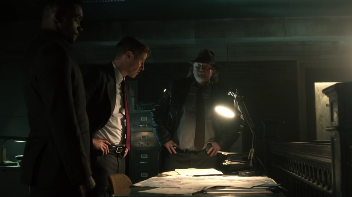 "A Look at Gotham- Season 5, Episode 2: ""Legend of the Dark"