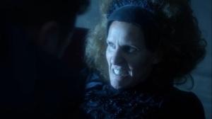 Trespassers- Mother talks with Jim and Harvey- Fox, Gotham, DC